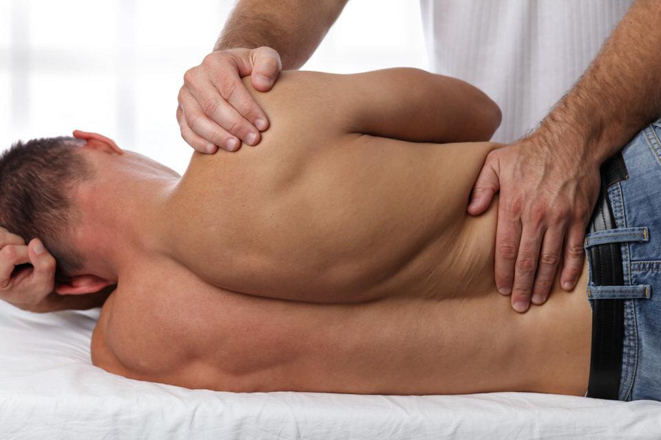 ACC Back pain