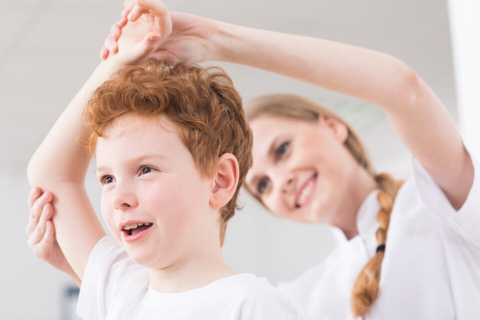Active Osteopathy Child